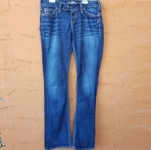 Bootcut, Tuesday Silver Jeans